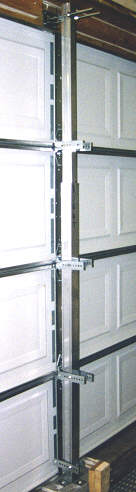 Garage Door Brace hurricane garage door bracesecure door garage bracing system